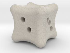 Dice a gogo in Natural Sandstone