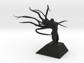 Alien Goddess - Large Version in Black Strong & Flexible