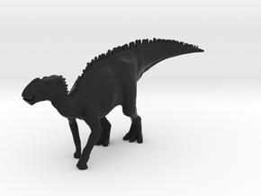 Gryposaurus Dinosaur Large HOLLOW in Black Strong & Flexible
