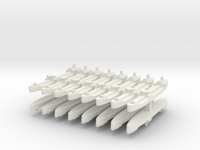 9 T2 Transport 1:6000 x16 in White Strong & Flexible