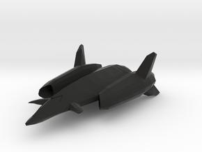 Arroh ship in Black Strong & Flexible