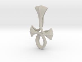Ankh - medium in Sandstone