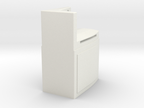 NSWGR 41 Class Control Panel in White Natural Versatile Plastic