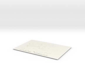 SHAPEWAYS PHOTO SHAPER in White Natural Versatile Plastic