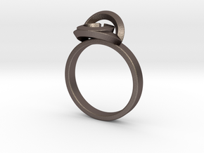 Eye ring in Stainless Steel