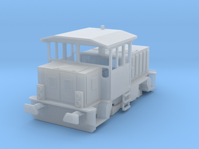 CSD 704 H0 Scale in Smooth Fine Detail Plastic