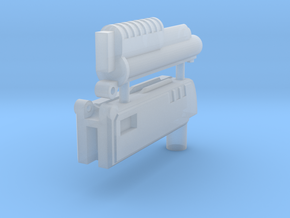Ratchetrooper Weapon H02 - Shotgun in Smooth Fine Detail Plastic