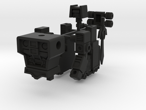 Motor Commander in Black Strong & Flexible