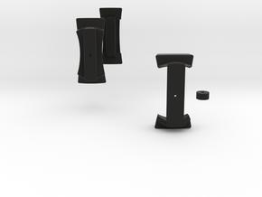 Master Pentagonal Floppy Prism CENTER MISC (PRINT  in Black Strong & Flexible