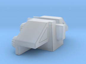 Superion Filler 4 in Smooth Fine Detail Plastic