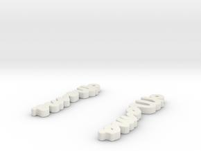 draw-earrings-3.stl in White Natural Versatile Plastic