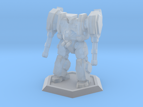 Mecha- Hunter (1/500th) in Smooth Fine Detail Plastic