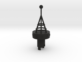 B.Y.O.S.S. End Cap Antenna Small in Black Strong & Flexible