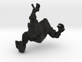 Mindless Rock Monster 3 in Black Strong & Flexible