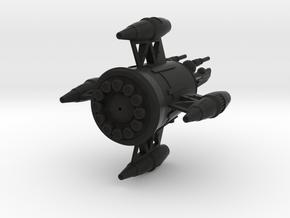 SSCF Pistolet Zvezdy in Black Strong & Flexible