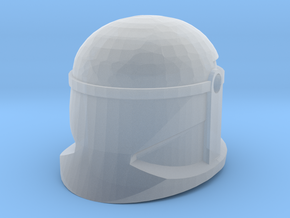 Old Republic Helmet in Smooth Fine Detail Plastic