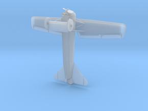 Fokker Dviii in Smooth Fine Detail Plastic
