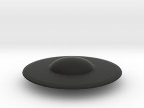 R-Rocket UFO 004 (retracted landing gear) in Black Strong & Flexible