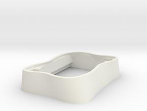 googiecase3 in White Natural Versatile Plastic