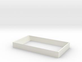 cerceve3 in White Natural Versatile Plastic
