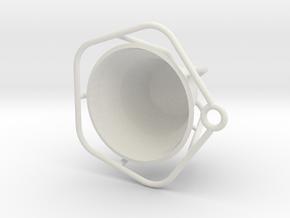 CF 3 in White Natural Versatile Plastic