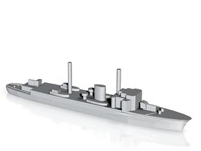 Eritrea nave ausiliaria italiana WWII scala 1/1800 in Smooth Fine Detail Plastic