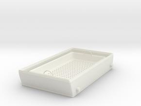 Decals Colander in White Natural Versatile Plastic