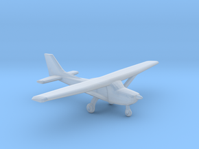 Cessna 172 - Z scale in Smooth Fine Detail Plastic