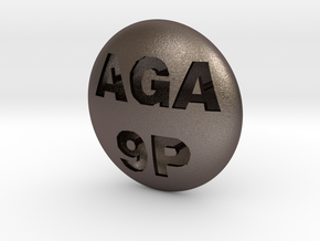 aga stone 9p in Stainless Steel