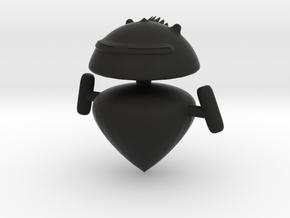 macbot in Black Natural Versatile Plastic