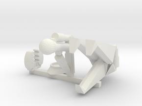 Cyber Arm Sprue Mrk1 in White Natural Versatile Plastic
