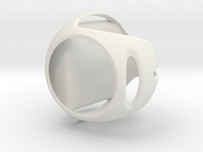 support for mobile in White Natural Versatile Plastic