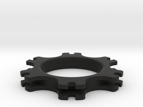 SB5 Brake Disc Guide in Black Strong & Flexible