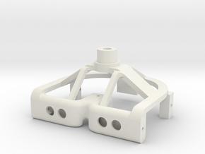 servoframe (3-axis camera gimbal for GoPro)  in White Natural Versatile Plastic