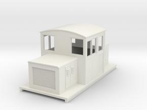 HOn30 Centercab conversion for Kato 11-1 05 chassi in White Natural Versatile Plastic