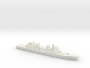 Akizuki 1:2400 in White Natural Versatile Plastic