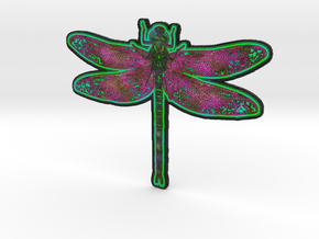 Dragonfly B in Full Color Sandstone