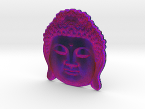 BuddhaPurple in Full Color Sandstone