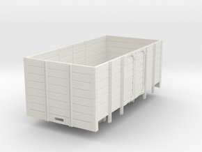 Oe high side wagon in White Natural Versatile Plastic