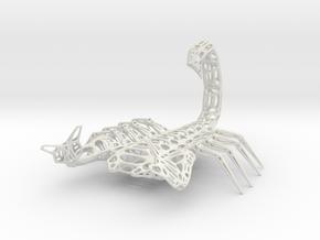 Scorpio in White Strong & Flexible