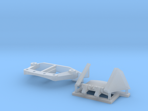 M32 Turret Door in Smooth Fine Detail Plastic