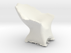 MAD 28 in White Natural Versatile Plastic