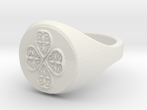 ring -- Sat, 23 Nov 2013 23:30:41 +0100 in White Natural Versatile Plastic