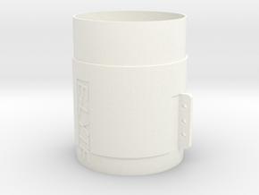 40-20E in White Processed Versatile Plastic