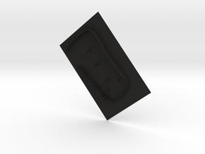 Keinsmerbrug N1 small base in Black Natural Versatile Plastic