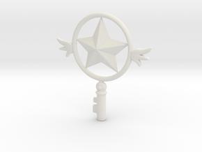 1/3 Sakura Clow key Star  in White Strong & Flexible