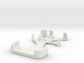 IPhone 4 Case, Tree V2. in White Natural Versatile Plastic