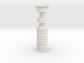 Stunt march beta in White Natural Versatile Plastic