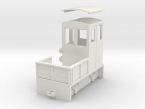 55n9 electric loco 6 in White Natural Versatile Plastic
