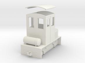55n9 electric loco 1 in White Natural Versatile Plastic